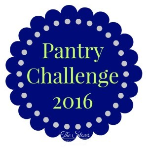 pantry challenge 2016